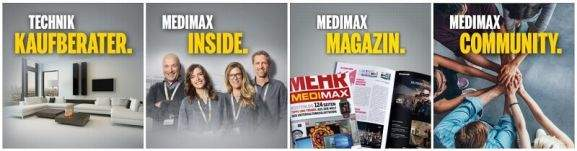MEDIMAX Kaufberater Inside Magazin Community