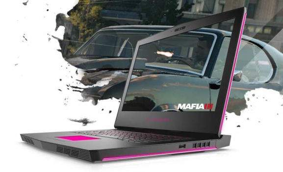 gaming laptop alienware