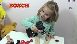 Bosch Akkuschrauber Kinder