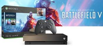 Battlefield 5 Xbox One X Bundle