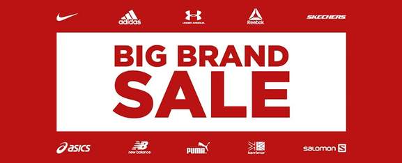 Sports Direct Big Brand Sale