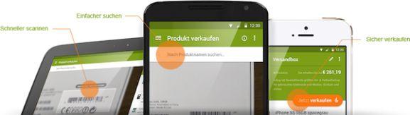 rebuy app- verkaufen