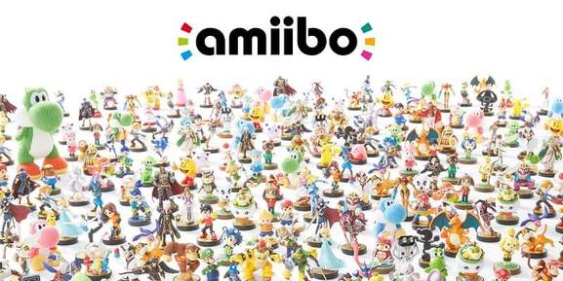 amiibo Figuren