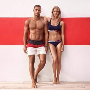 Tommy Hilfiger Bikini und Shorts
