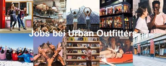 Urban Outfitters Jobs