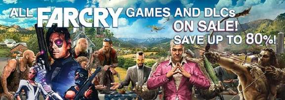 GamersGate Farcry Sale