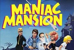 GOG.com Spiele Klassiker Maniac Mansion