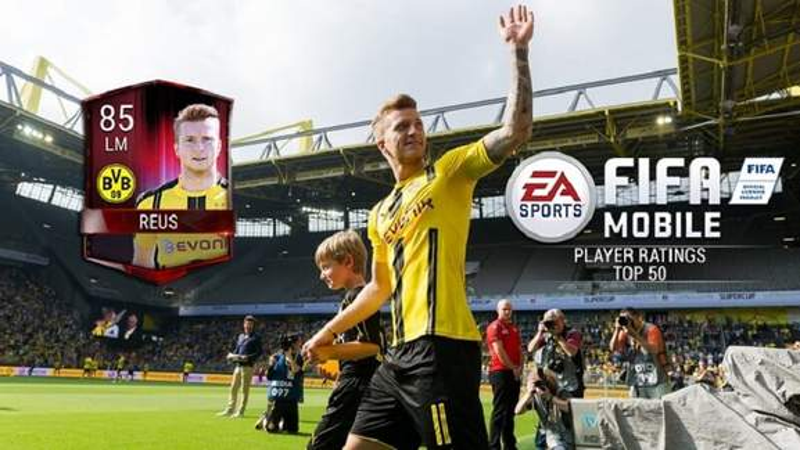 FIFA 17 Talente