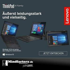 Mindfactory Notebook Lenovo ThinkPad