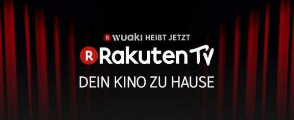 rakuten tv streaming