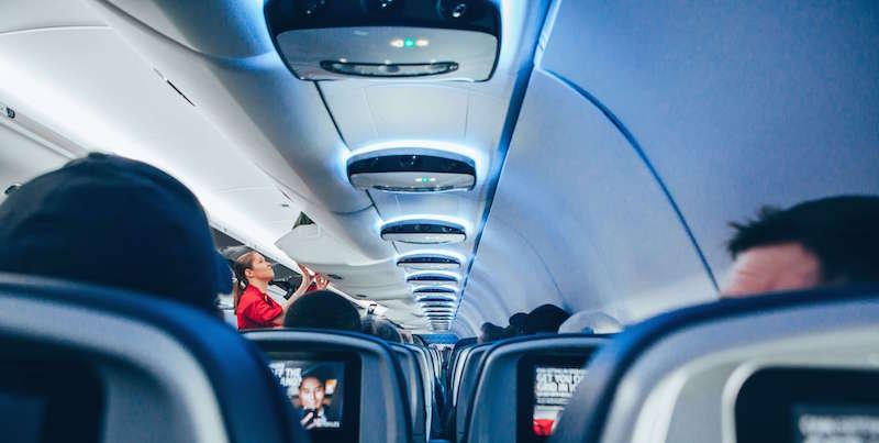 first class flug