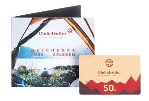 Globetrotter GeschenkCard