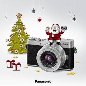 Kamera Panasonic Lumix GX800