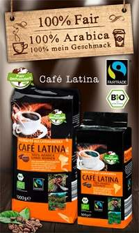 Netto Marken Discount Kaffee Bio Fairtrade