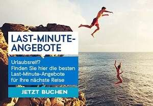 ebookers.de Last Minute Angebote