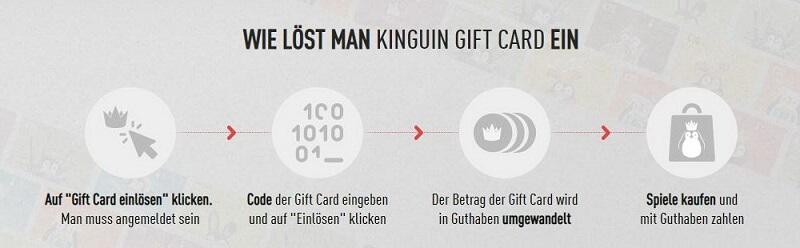 Kinguin Geschenkkarte