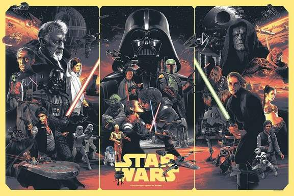 Star Wars Original Trilogie