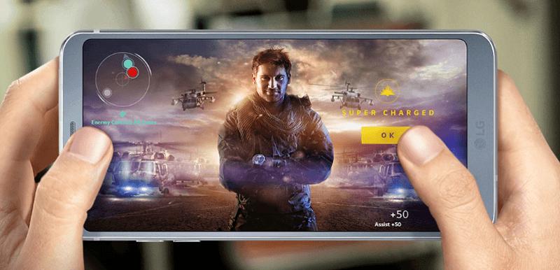 LG G6 Software