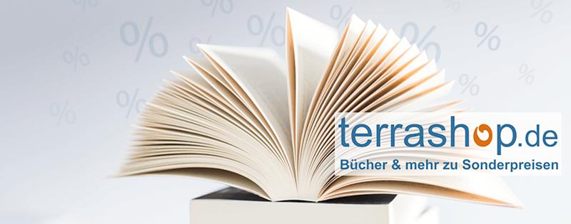 Terrashop Buecher zum Sonderpreis