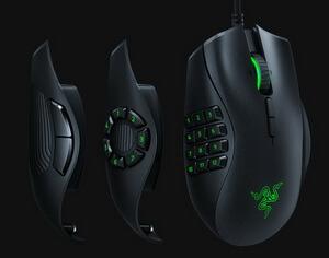 Gaming Maus Razer Naga
