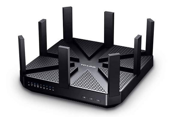 TP-Link Router Triband Gigabit WLAN AC5400