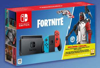 Nintendo Switch Spiele Bundle Fortnite