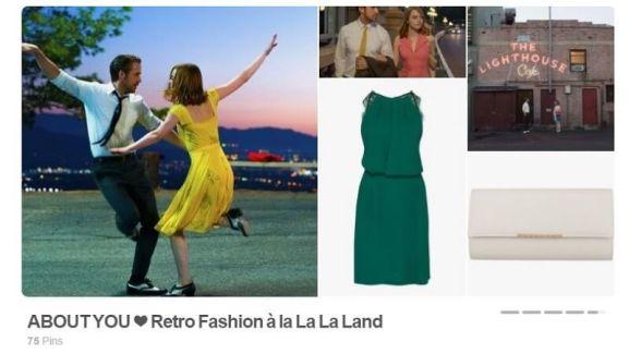 ABOUT YOU La La Land Pinterest