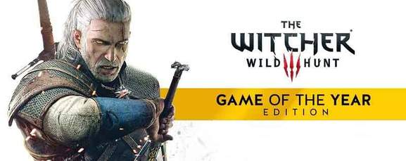 The Witcher 3 Wild Hunt Game of the year edition
