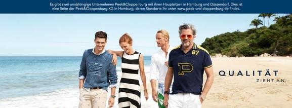 peek&cloppenburg online-shop