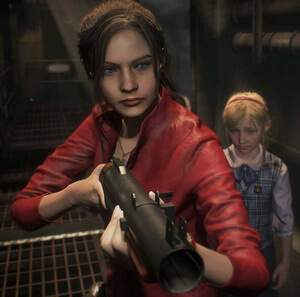 Resident Evil 2 Claire
