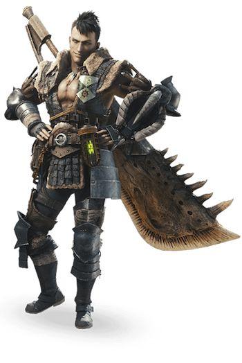 monster hunter world story