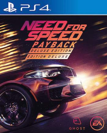 need for speed payback ps4 deluxe edition