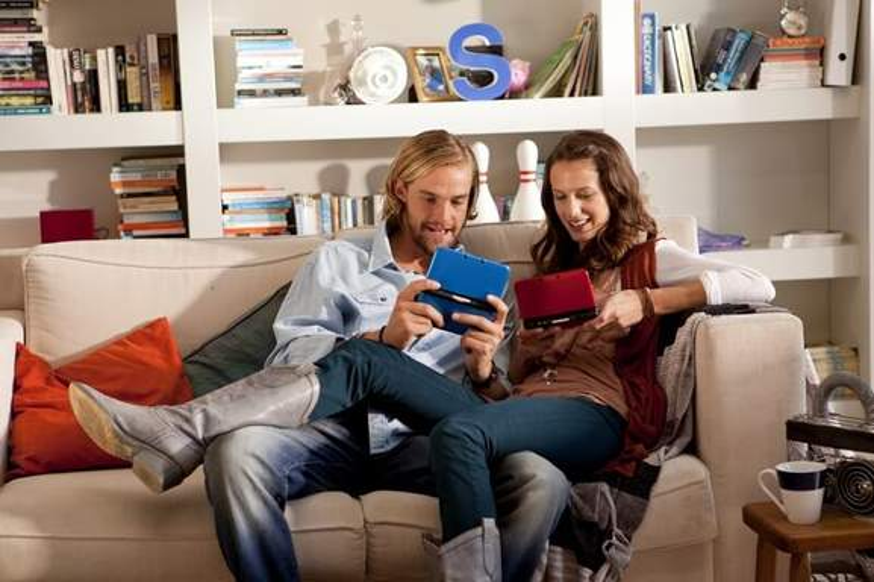 Nintendo 3DS Spiele Multiplayer