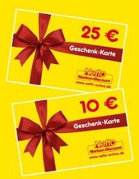 Netto Marken Discount Geschenkkarte