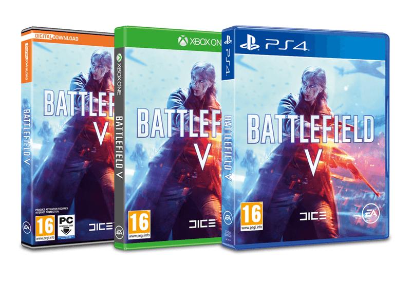 Battlefield 5 PC, Xbox, PS4 kaufen