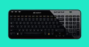 logitech tastatur wireless