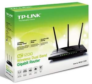TP-Link Archer C1200 WLAN Router