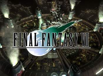 Nintendo Switch Spiele Final Fantasy 7