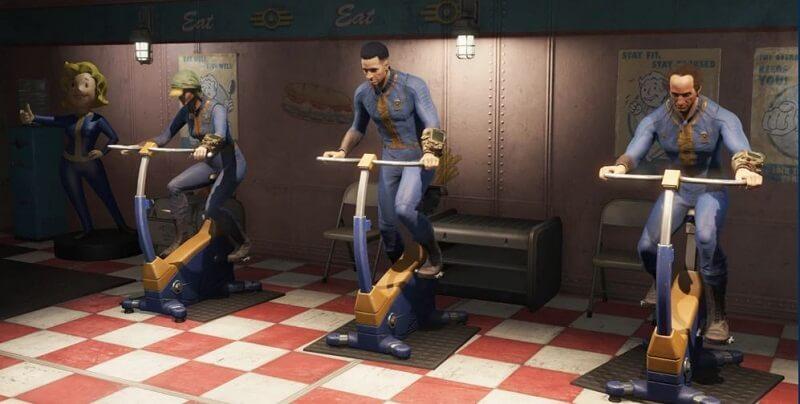 Fallout 4 Mods Vault Tec Addon