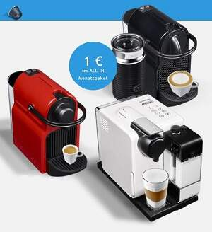 Nespresso ALL IN