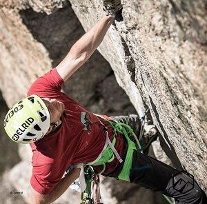 Bergzeit Kletterausruestung Edelried