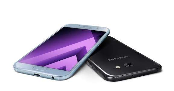 samsung galxy a serie