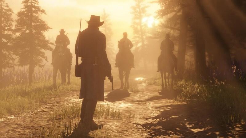 Gameware Red Dead Redemption 2
