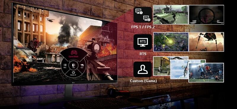 LG 27UD88 4K Gaming Monitor