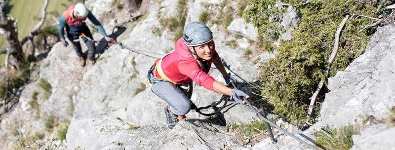 Bergfreunde Kletterset