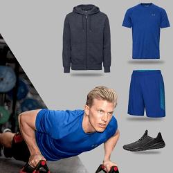 Karstadt Sports Sportbekleidung Herren Fitness