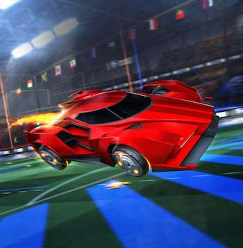 rocket league auto