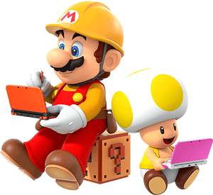 Nintendo 3DS Spiele Super Mario Maker