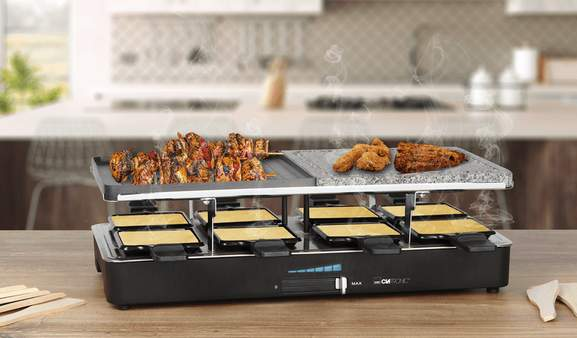 Raclettes Clatronic RG 3518 Raclette-Grill