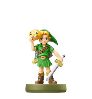 The Legend of Zelda amiibo Link